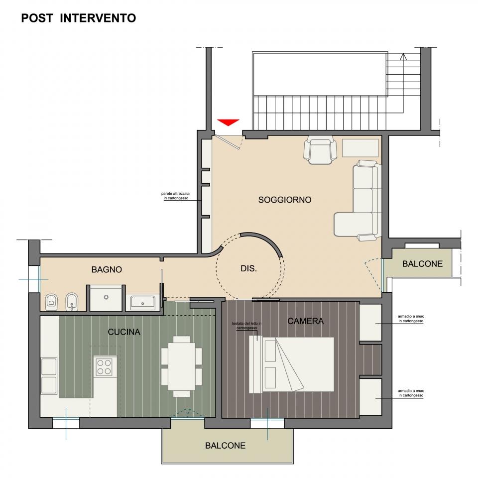 Studio architettura bologna edilizia residenziale - Casaclima bologna ...